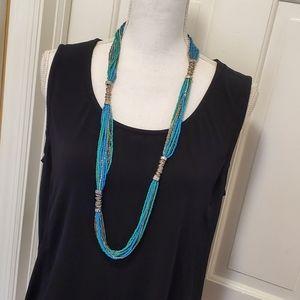 Fashion Jewelry Beaded Necklace